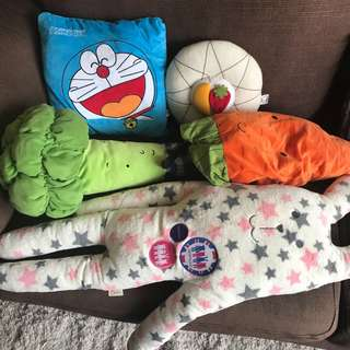 Soft toys - all for rm30 (5 items)