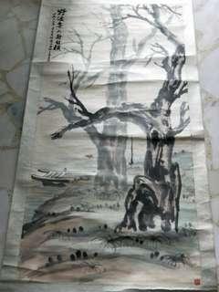Chinese painting (中国画)