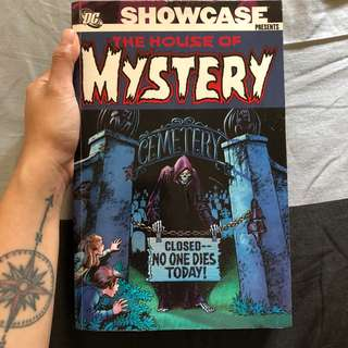 DC Showcase presents The House of Mystery 2