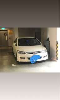 Honda Civic 1.6L Auto