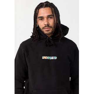 UNDFTD HOLOGRAPHIC PULLOVER HOODIE