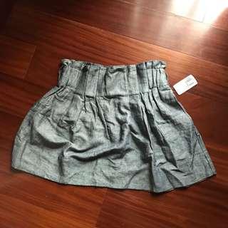 Forever21 ruffles skirt