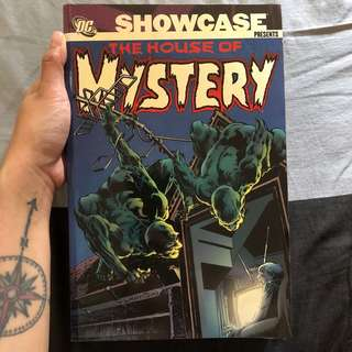DC Showcase presents The House of Mystery 3