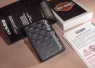 美國ZiPPO打火機 28264 Harley Davidson