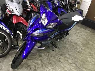 Yamaha Lagenda 115