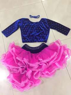 Junior Latin Competition Costume
