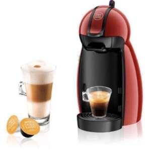 Sales: Nescafe Dolce Gustos Piccolo