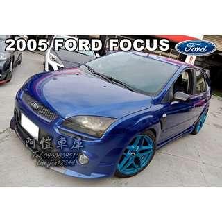 2005 FORD FOCUS 原廠手