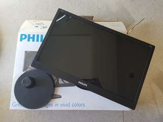 Philips LCD screen