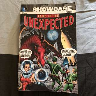 DC comics: Showcase presents Tales of the Unexpected 1