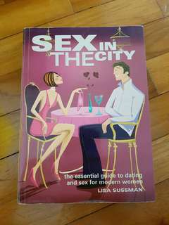 Book - Sex In The City