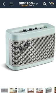 🚚 Fender Newport 30w Bluetooth bought from Japan brand new