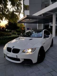 BMW M3 Coupe 4.0 Auto
