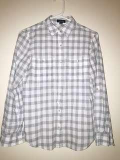 Smart Set Button Down Shirt
