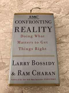 Book clearance - Confronting Reality