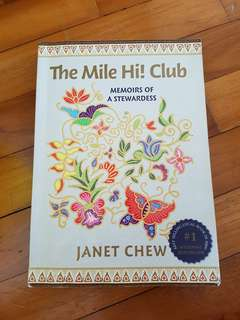 Book - The Mile Hi! Club/ Memoirs Of A Stewardess