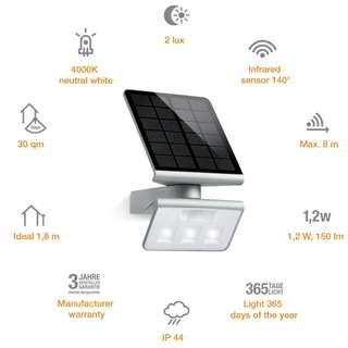Sensor LED Solar Light