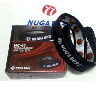 $130- Nuga best Tourmanium Waist Belt