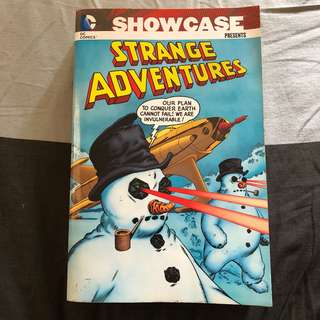 DC Showcase presents Strange Adventures vol. 2