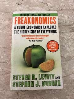 Book clearance - Freakonomics