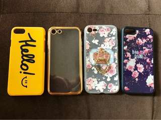 IPhone 8 Case (take all 4) ALL NEW
