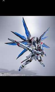 Metal build strike freedom (突擊自由)