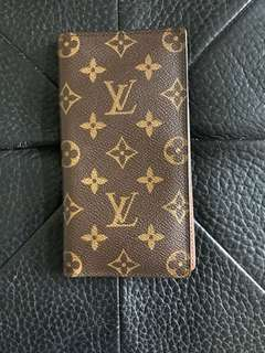 LV wallet 90%new