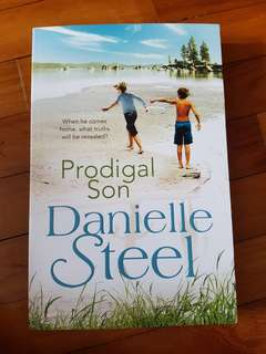 Book - Danielle Steel - Prodigal Son