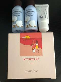 Innisfree My Travel Kit