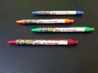 Authentic Tupperware Pen 1 for $1 Add 30cts postage