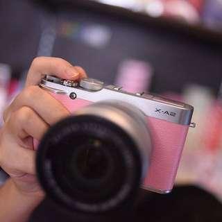 Camera fujifilm xa 2 bisa di cicil tanpa kartu credit temor 6bulan cukup900ribu