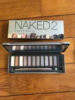 [Auth]Naked Palette 2