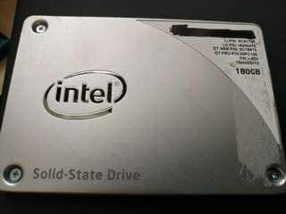 Intel SSD Pro 1500 Series 180GB SSD