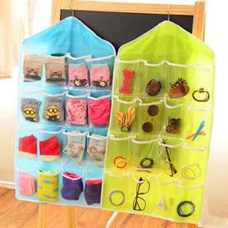 Sock and Panty Organizer