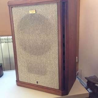 Tannoy Stirling c/w base stand