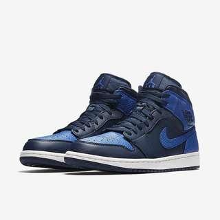 🚚 air Jordan 1 mid 籃球鞋板鞋