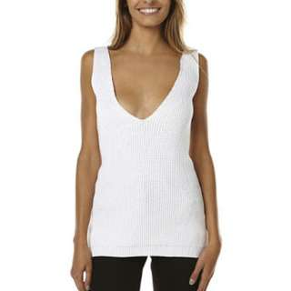 Maurie and Eve cosmia white knit top 8