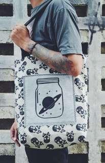 Tote Bag 'Observation' (1A series - limited item)