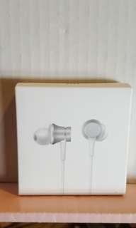 小米 活塞 耳機 清新版 銀色