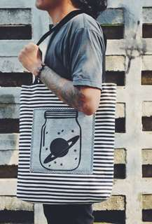 Tote Bag 'Observation' (2B series - limited item)
