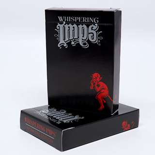 Whispering Imps Workers' Edition Playing Cards