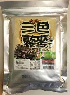 台灣代購✈️三色藜麥海苔