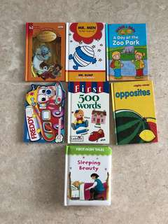 🚚 Children Books