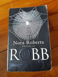 Book - JD Robb - Conspiracy In Death - J.D Robb
