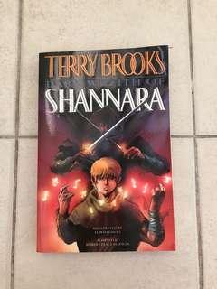 Terry Brooks' Dark Wraith of Shannara