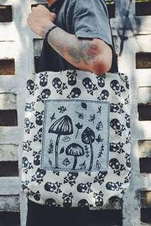 Tote Bag 'Florest Floor' (2A series - limited item)