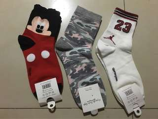 SALESALE ICONIC SOCKS