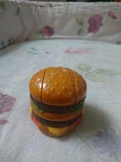1990年麥當勞漢堡飽恐龍公仔