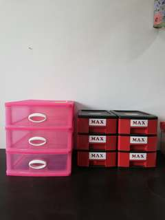 3x keepers box