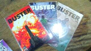 Buster Vol.1 by Peejay Catacutan